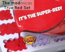 Prebuy Mad Micas True Red Set