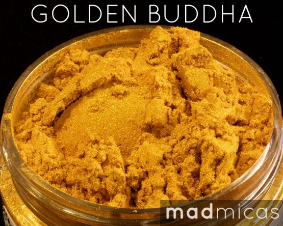 Prebuy Mad Micas Golden Buddha Gold Mica