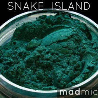 Prebuy Mad Micas Snake Island Green Mica