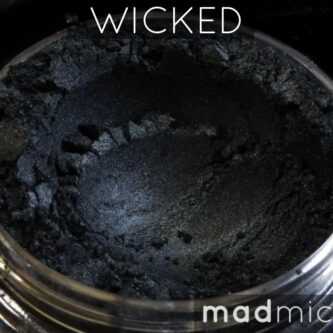 Prebuy Mad Micas Wicked Black Mica