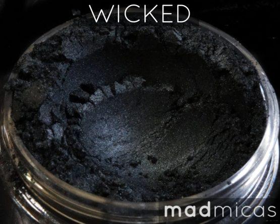 Prebuy Mad Micas Wicked Black Mica