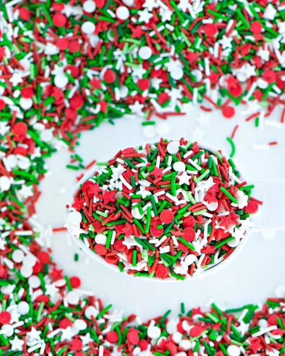 mustbesanta candy sprinkles