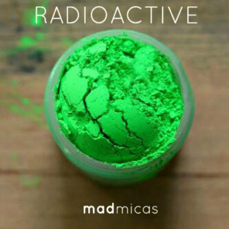 Prebuy Mad Micas Radioactive Green Pigment