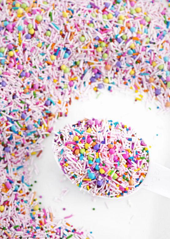 sugarcookie candy sprinkles