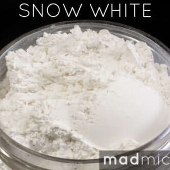 Mad Micas Snow White Mica Canada