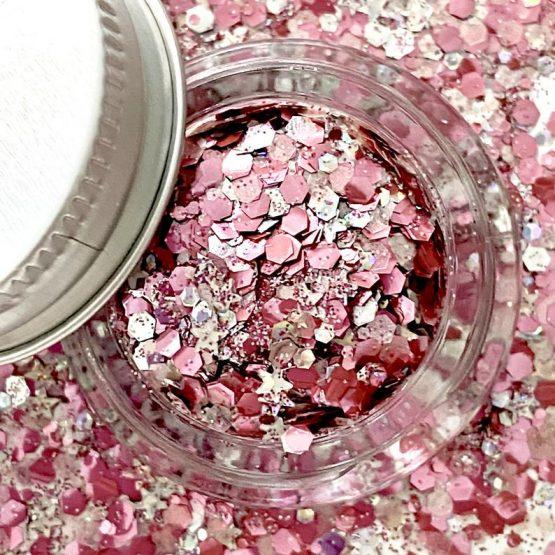 Starlet Blush Bio Glitter Canada