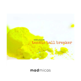 Mad Micas Tennis Ball Breaker Yellow Neon Pigment Canada