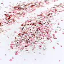 Always a Bridesmaid Bio Glitter
