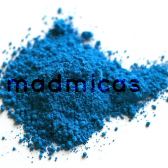 Mad Micas Blue Shocker Neon Pigment
