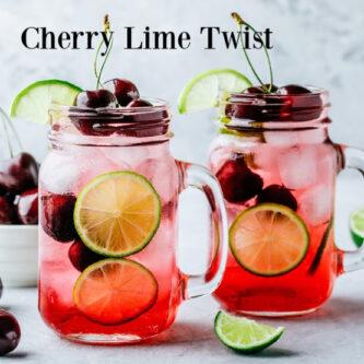 Cherry Lime Twist Fragrance Oil Canada
