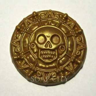 Pirate Coin Mold