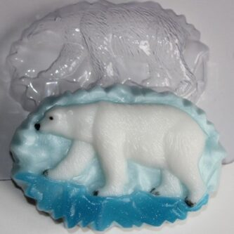 Polar Bear Mold