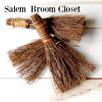 Salem Broom Closet Fragrance Oil Canada
