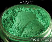 Mad Micas Envy Green Mica Canada