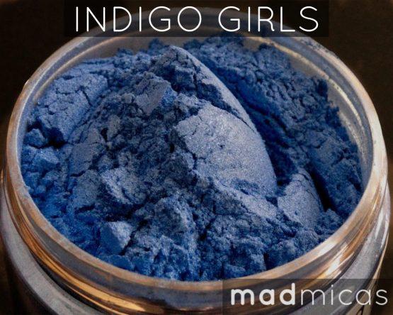 Mad Micas Indigo Girls Mica Canada