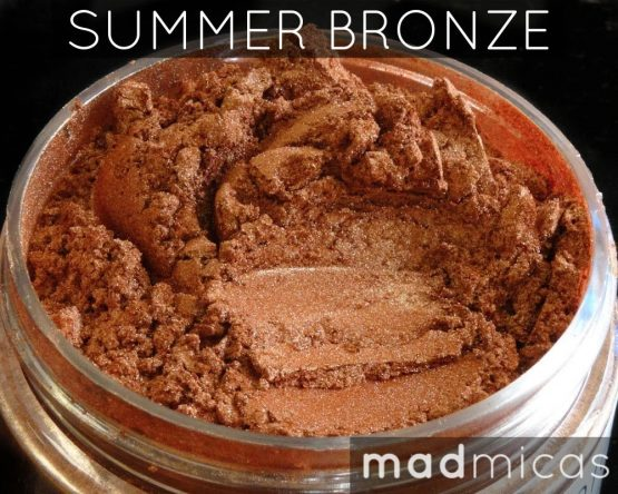 Mad Micas Summer Bronze Mica Canada
