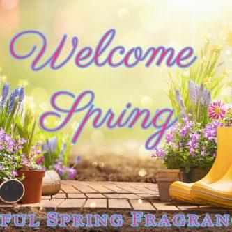 Spring Fragrance Oils